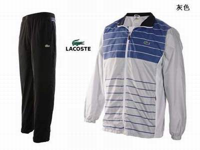 c2cd2d1b724 jogging Mostro Lacoste Pas Cher Femme Yasaka basket Survetement En AqYt7